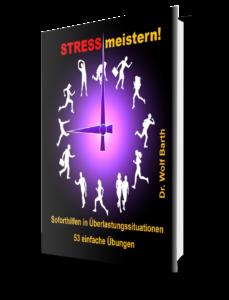 STRESS sofort meistern mit einfachen Übungen