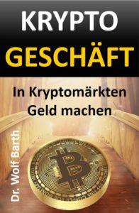 KRYPTO Geschäft : In Kryptomärkten Geld machen