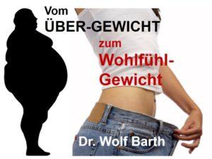 Vom Übergewicht zum Wohlfühlgewicht